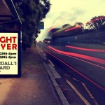 Nightflyer by Martin Malcolm staged by OnSet Productions with Bath Spa Live