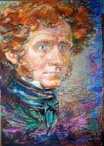 Composer Hector Berlioz, (1803 – 1869)