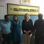 Kerala State Industry Visit