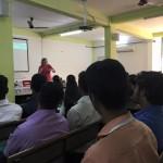 Digital Futures Lecture at Pearl College, Cochin