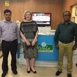 Meeting Infopark, Cochin