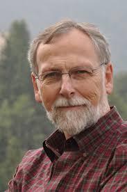 Writer Stephen Harding