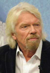 'Out in the real world, my dyslexia became my massive advantage,' he wrote. 'It helped me to think creatively and laterally, and see solutions where others saw problems. Richard Branson